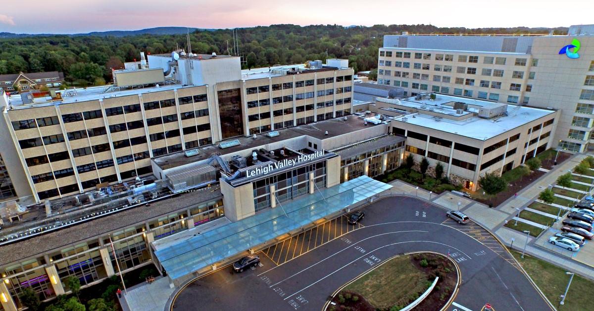 Lehigh Valley Cedar Crest facility