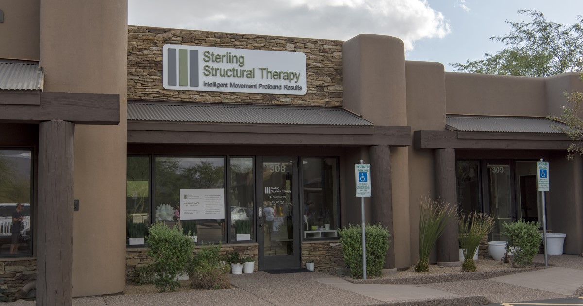 Sterling Structural Therapy EHR practice management