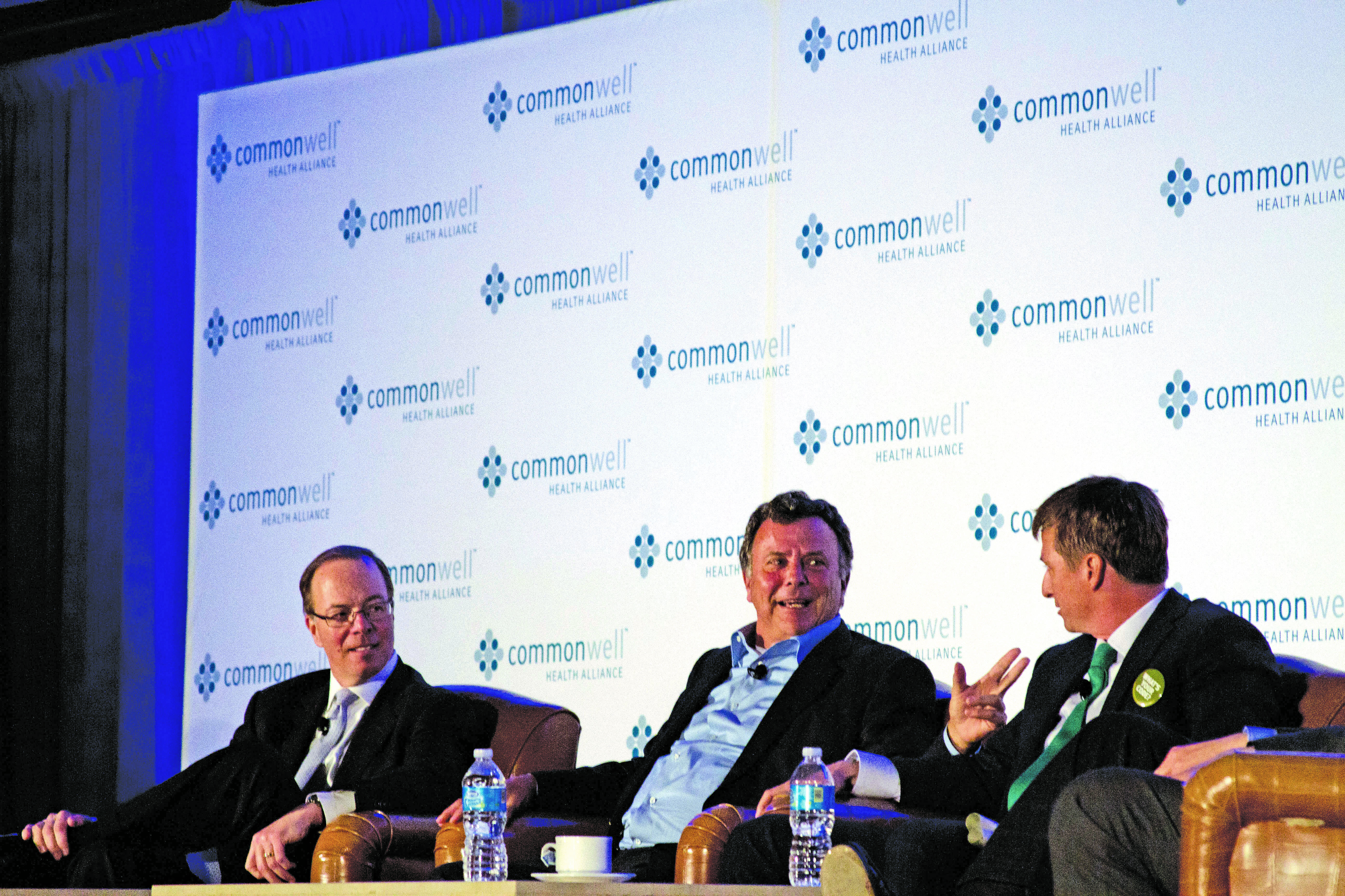 The CommonWell Health Alliance says it's committed to data liquidity.