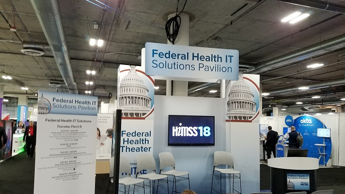 At HIMSS19, Federal Health IT Pavilion focuses on collaboration