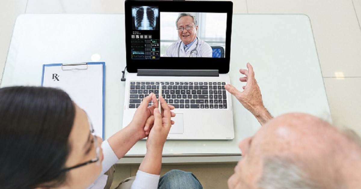 Telemedicine telehealth virtual care