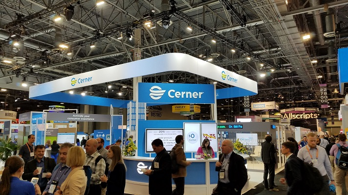 EHRs, pop health, predictive analytics, interoperability on Cerner's HIMSS19 menu