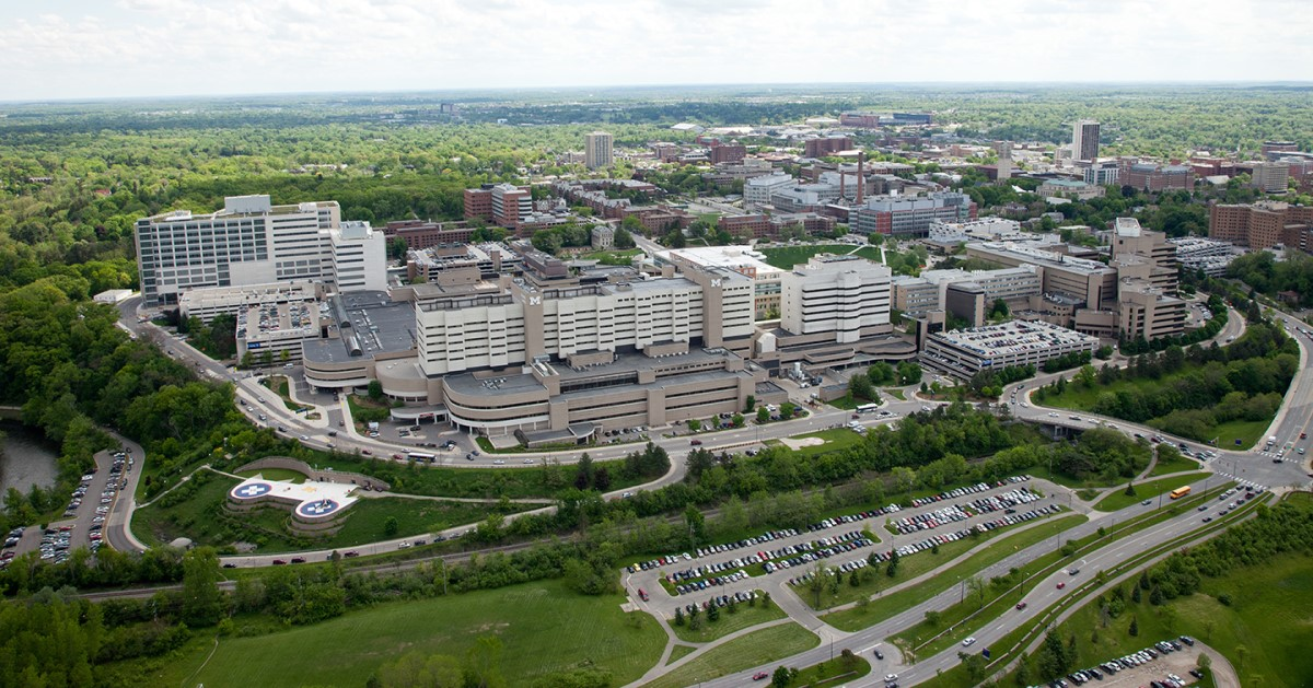University of Michigan Hospital Ann Arbor Michigan