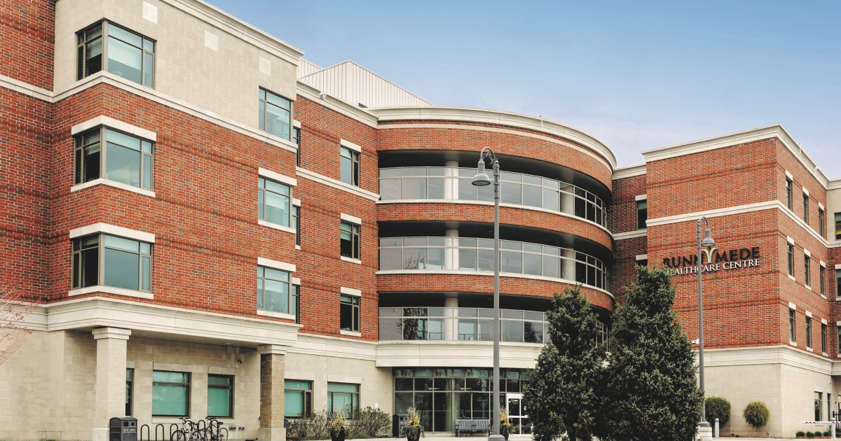 Runnymede Healthcare Centre in Ontario, Canada