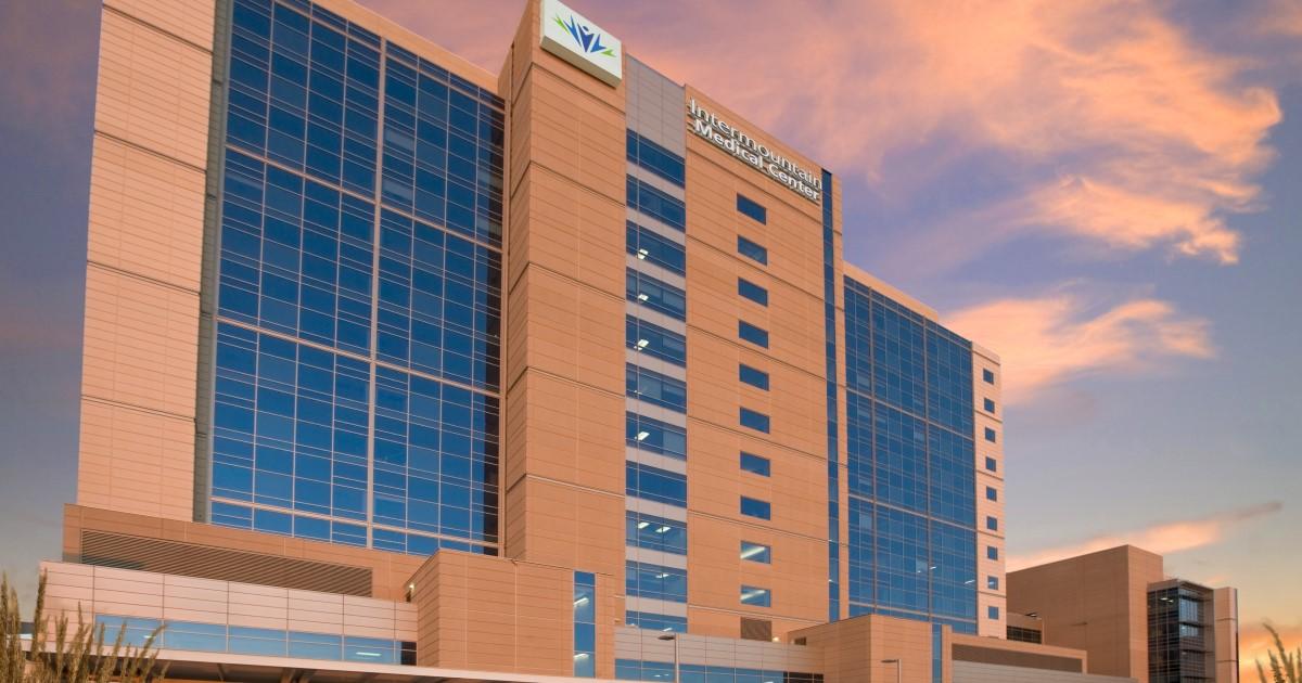 Intermountain Medical Center in Murray, Utah