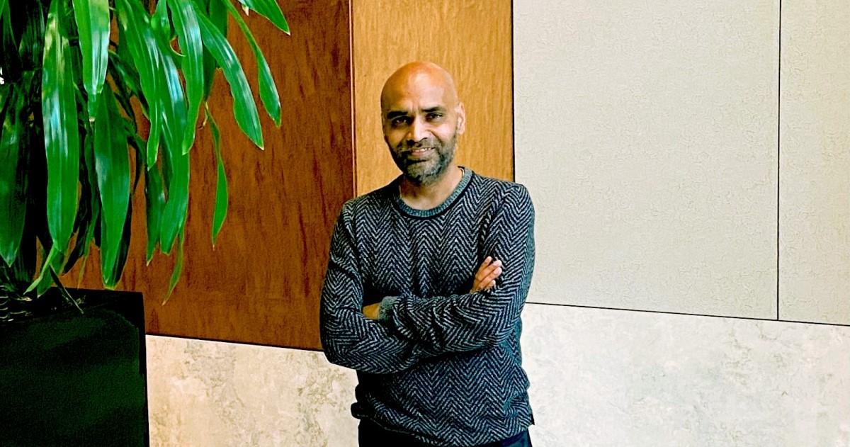 Rahul Sharma, CEO of HSBlox
