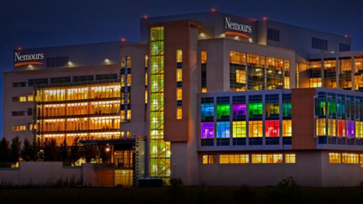 Nemours Children's Health System building, Orlando