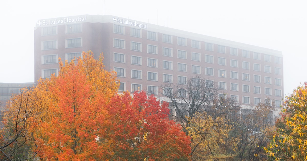 St. Luke's Hospital St. Louis Missouri