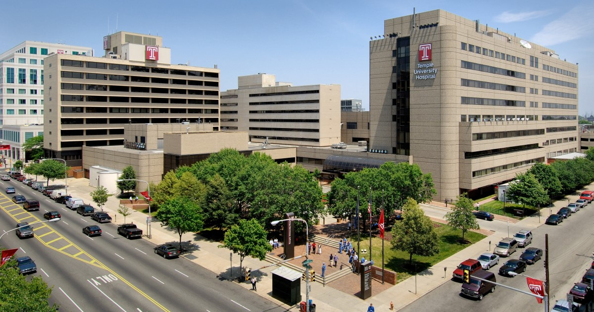 Temple University Hospital Philadelphia