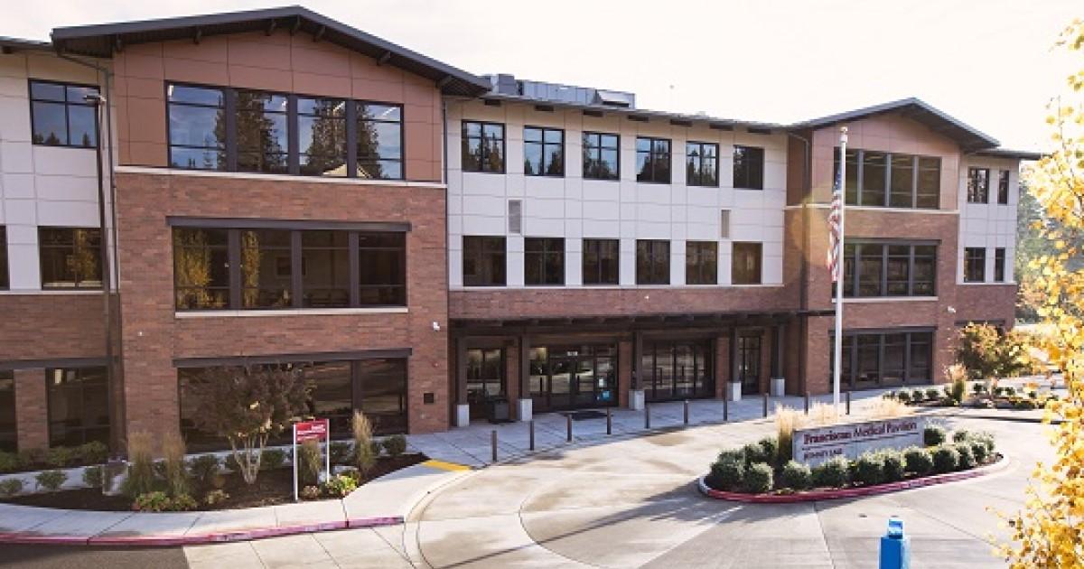 Bonney Lake practice Northwest Medical Specialties building