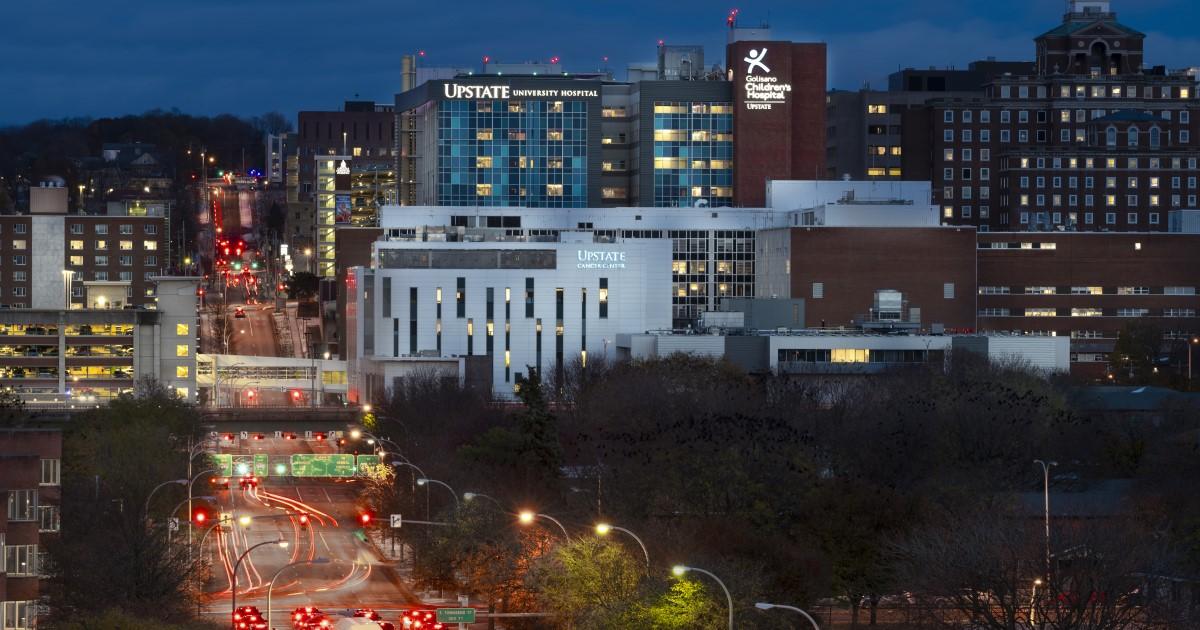 Upstate Medical University Syracuse New York