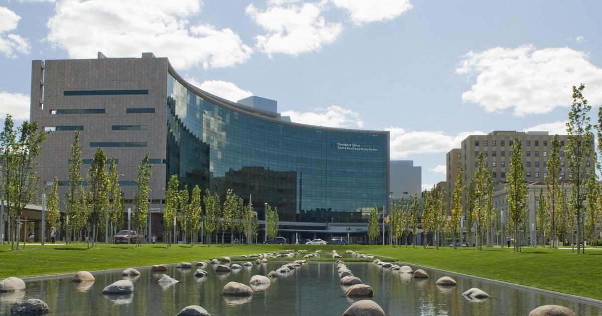 Cleveland Clinic broadband Internet