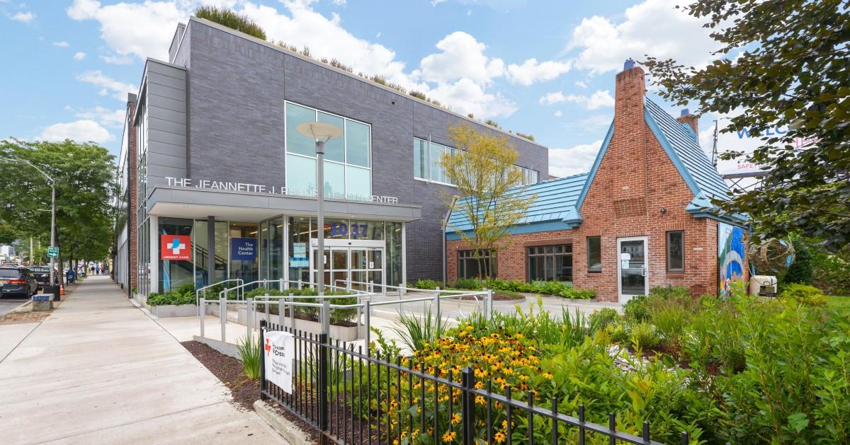 Sun River Health's Jeannette J. Phillips Health Center