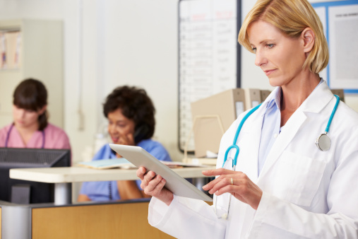 Doc and nurses