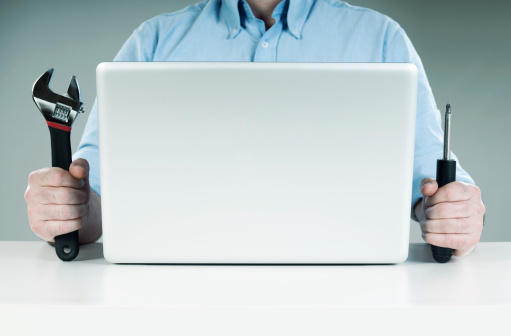 Computer and tools
