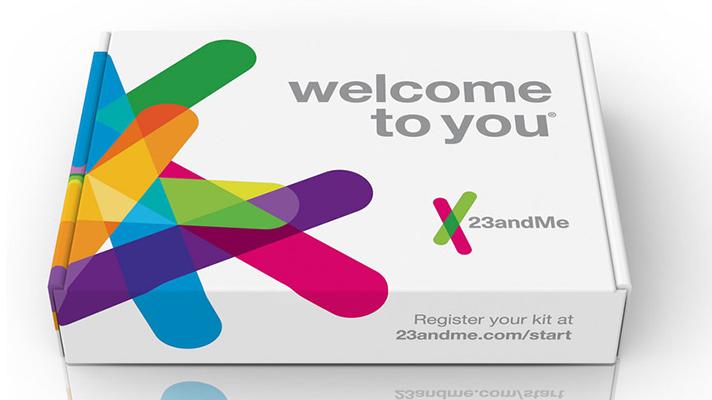 23andMe genetic tests