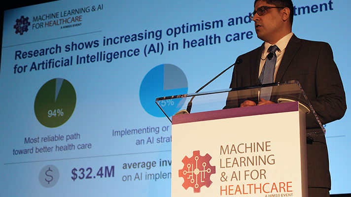 HIMSS Machine Learning & AI Event: Call-for-proposals closes soon