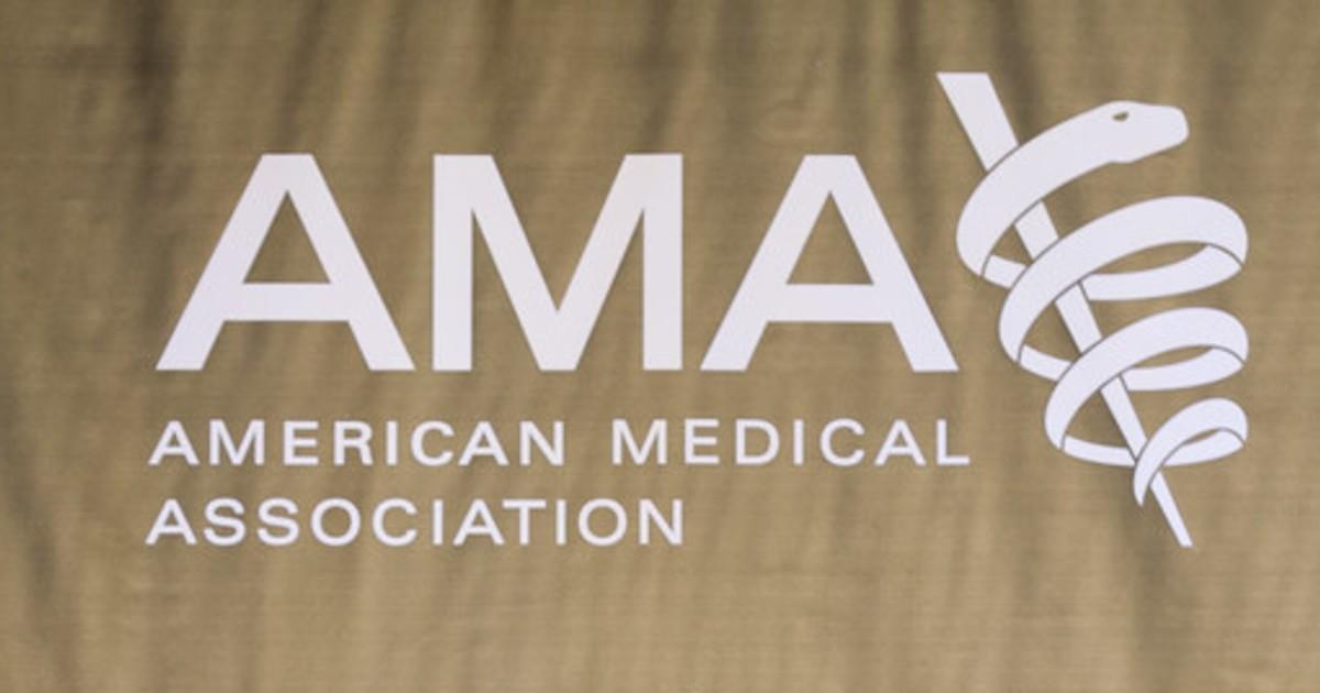 The AMA logo