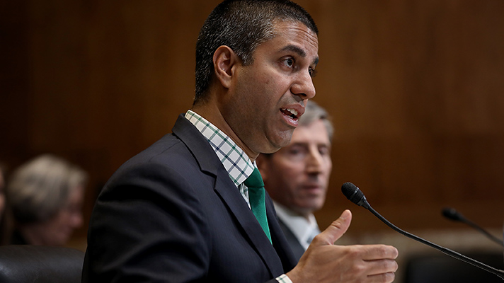 FCC Chairman Pai calls for raising rural healthcare budget to $571 million