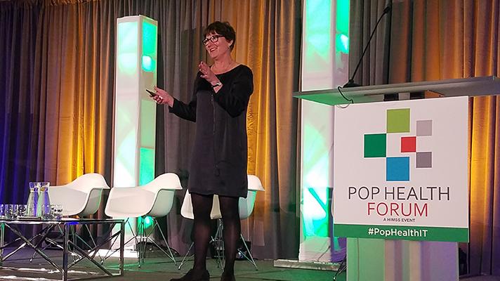 Pop Health Forum Amy Schwartz