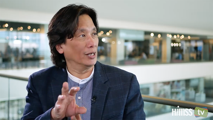 AI in healthcare from cardiologist Anthony Chang with HIMSS TV