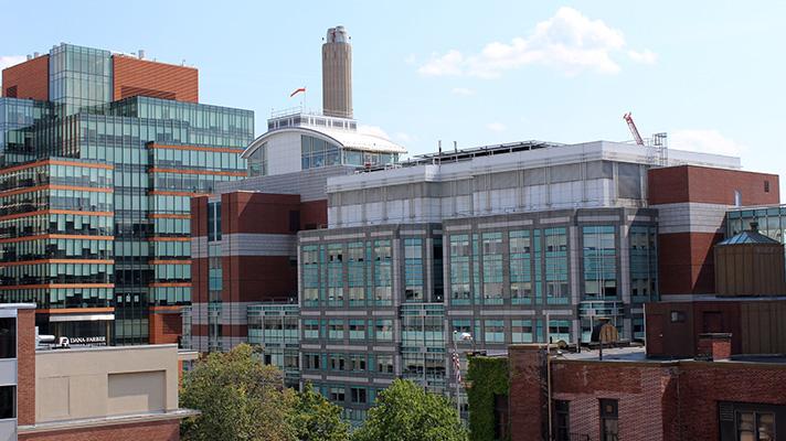 Beth-Israel hospital in Boston