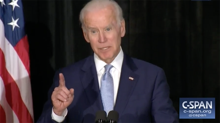 Biden takes issue with Trump administration's interoperability plans