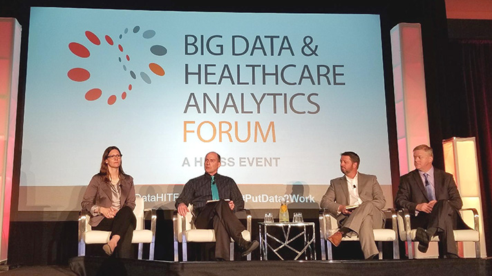 Healthcare analytics discussed at HIMSS Big Data and Analytics event in San Francisco in June 2018