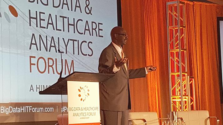 Bryan Bennett healthcare big data