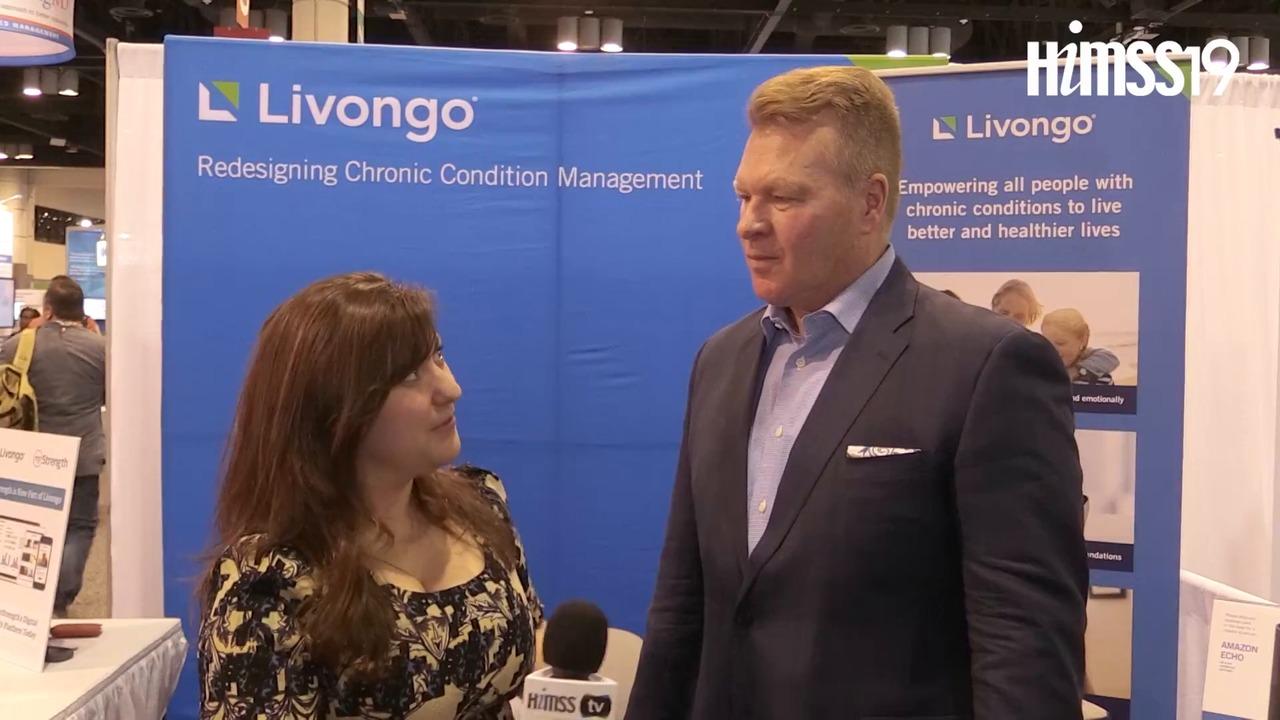 Livongo using AI in chronic care coaching