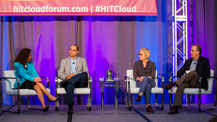 Cloud computing: Can hospitals manage security better than Amazon, Google or Microsoft?