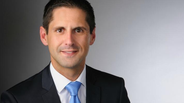 Caleb Anderson, vice president of ambulatory at Cerner