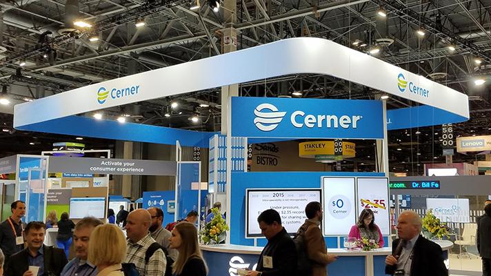 Cerner has EHR global market share