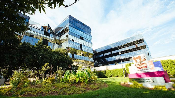 Children's National Health System, Sheikh Zayed Campus