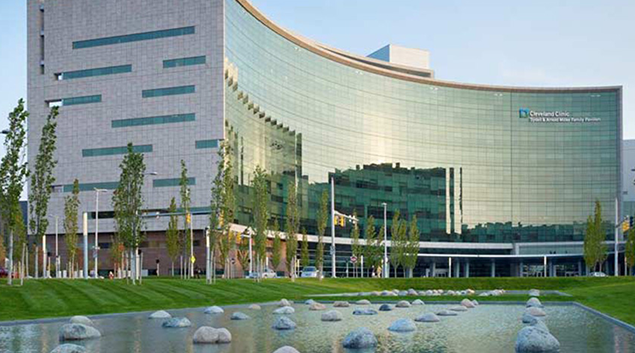 Cleveland Clinic fraud