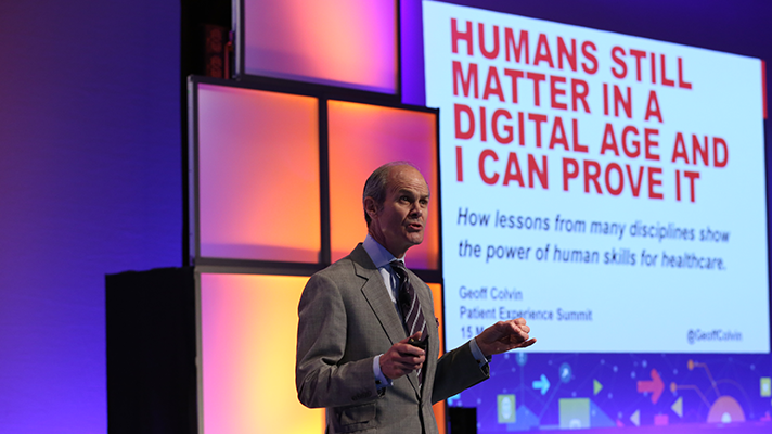 As technology proliferates, human factors matter more than ever for healthcare