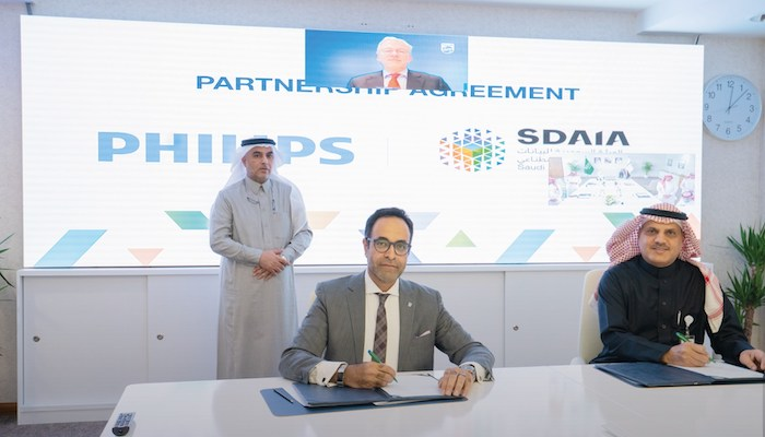Saudi partners with Philips as part of country's mission to become leader in AI healthcare