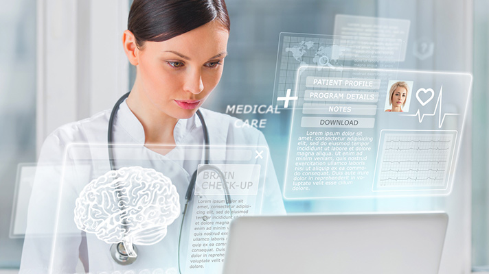 Provisioning EHR to small hospitals and clinics puts