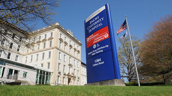 Emory Healthcare Digitized ICU