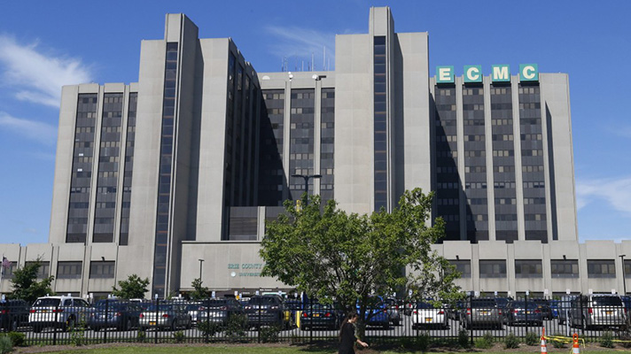 Erie County Medical Center cyberattack