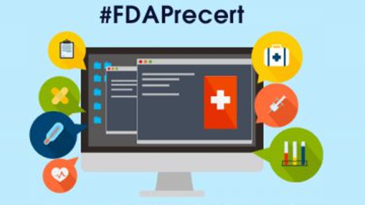 FDA digital health pre-certification program