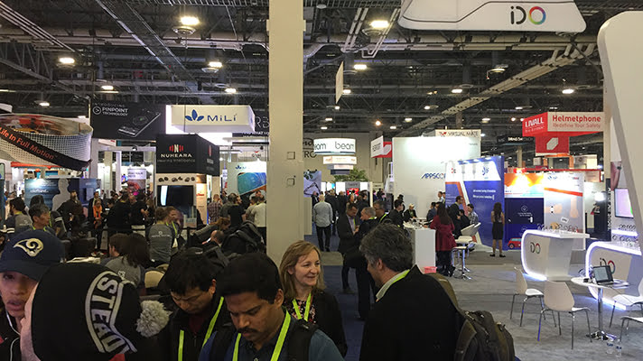Imaging, nurse call, payments, digital workspace new products at HIMSS19