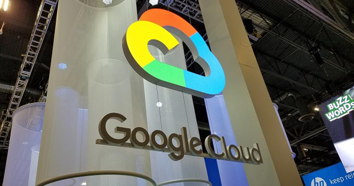 Google Cloud HIMSS Booth
