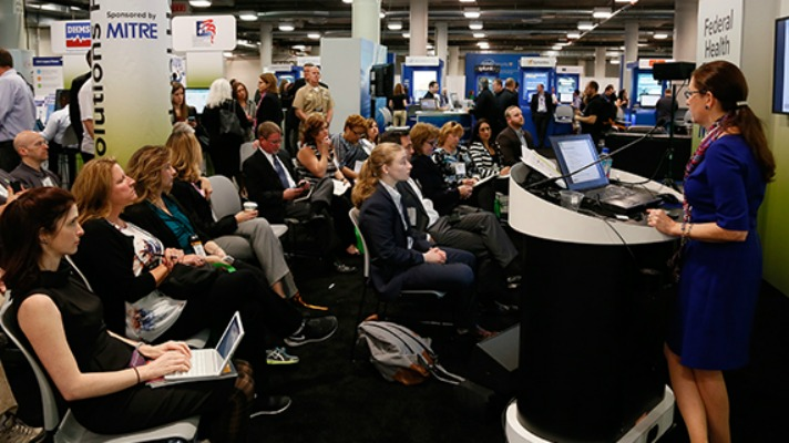 A guide to patient engagement at HIMSS17