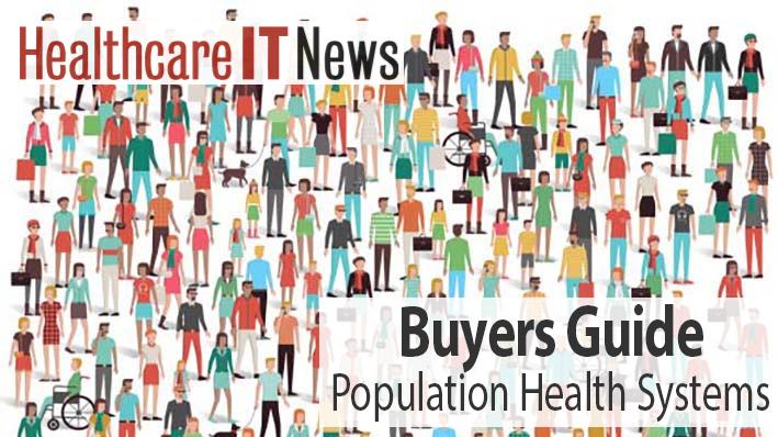 Buyers Guide Population Health Platform