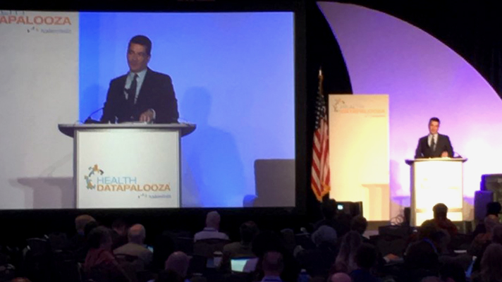 FDA chief sees big things for AI in healthcare