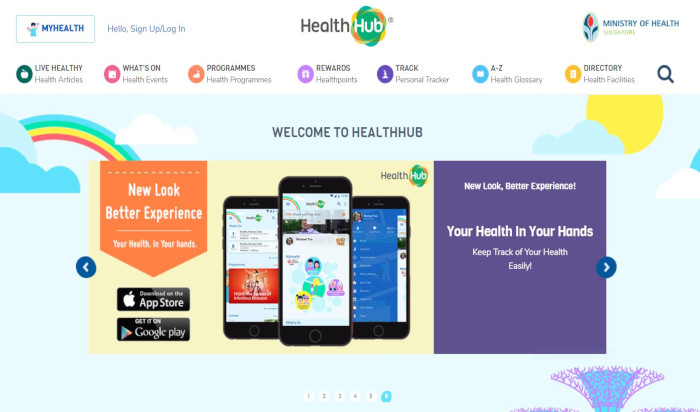 Unauthorised access attempts detected on Singapore's HealthHub