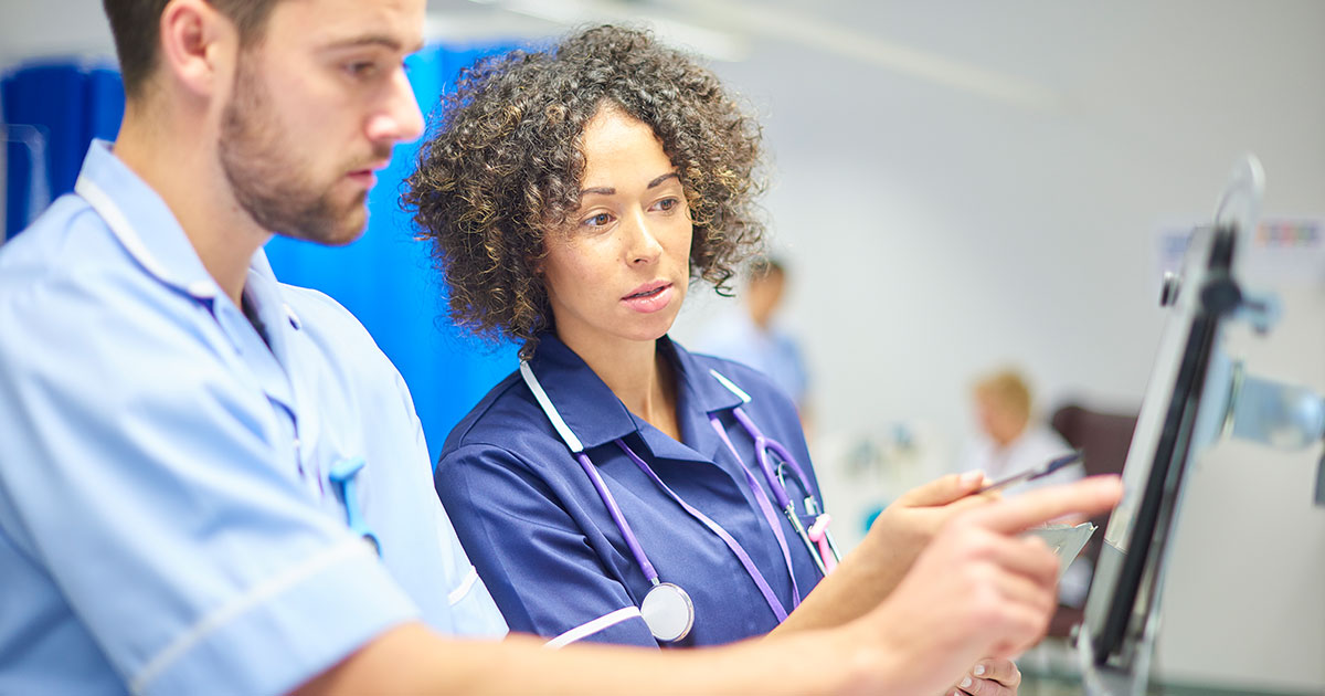 Ancile, NHS, workforce