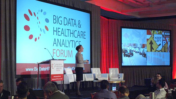 Big Data healthcare analytics