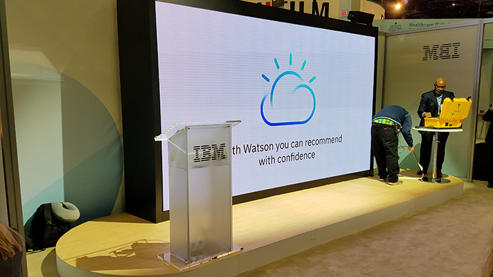 Mayo Clinic boosts clinical trials with IBM Watson artificial intelligence